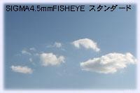 SIGMA4.5mmスタンダード