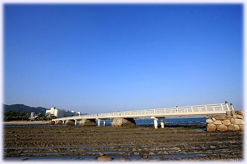 青島への橋