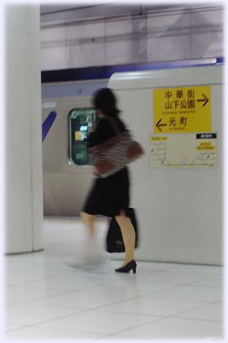 元町・中華街(山下公園)駅