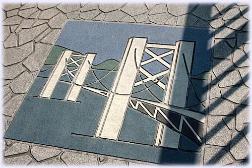 大鳴門橋プレート
