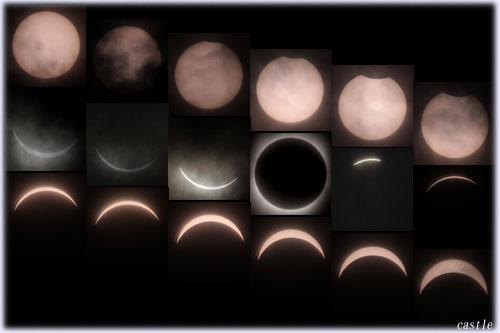 日食観測の全体像