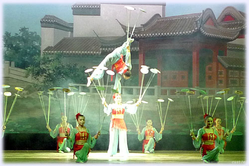 上海雑技団