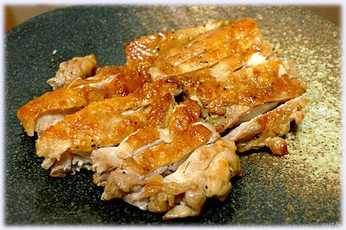 鶏モモ焼き
