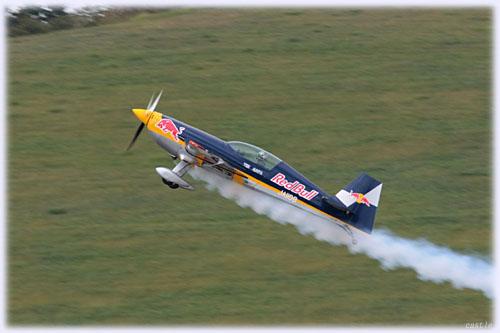 EXTRA300S離陸