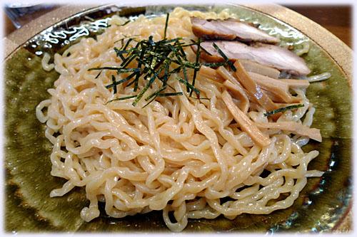 嘉一塩つけ麺