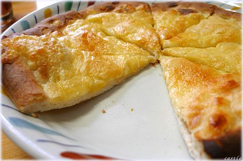 石釜屋のピザ