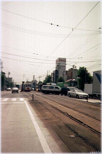 京都の市電