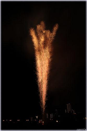灯籠流し花火大会