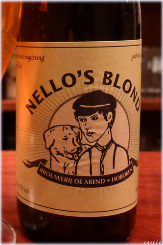 NELLO'S BLOND