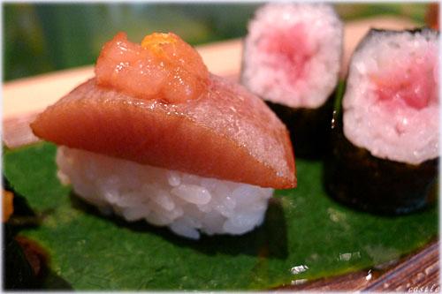 大根の寿司