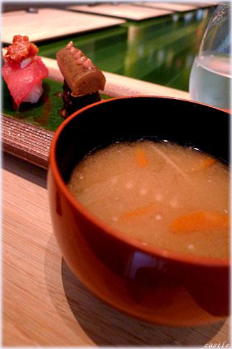 野菜のアラ汁