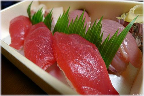 お土産寿司