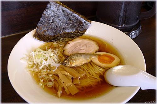 鯛ダシ醤油ラーメン