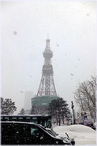 札幌TV塔