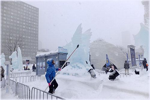 札幌雪まつり