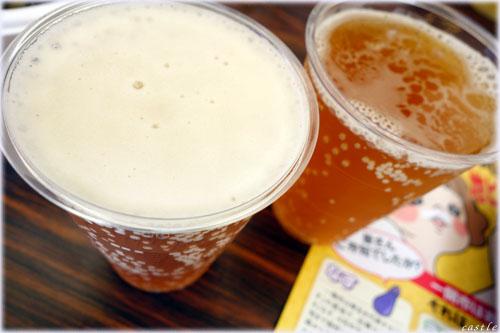新潟・日本海夕陽岬ビール「コシヒカリラガー」、富山・オオヤブラッスリー「越中風雅(ペールエール)」