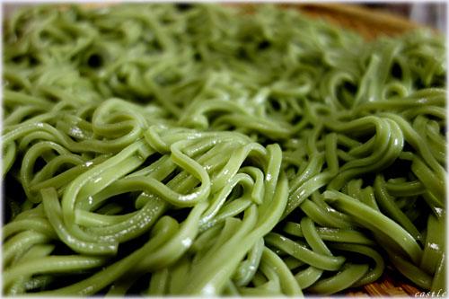 アスパラ麺