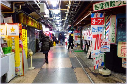 浅草地下街