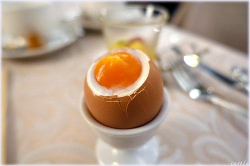 朝食@トワイライトエクスプレス