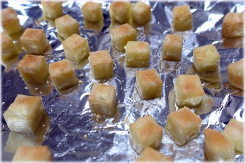 焼けるチーズ