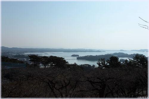 西行戻しの松公園@松島