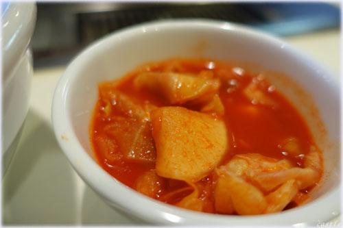 盛楼閣の冷麺