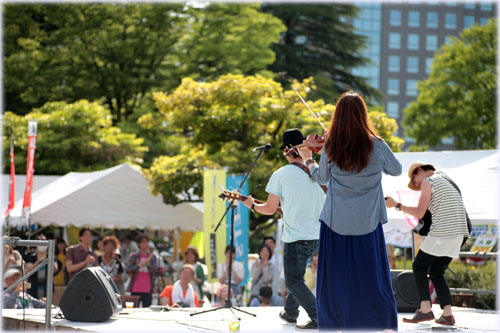JAZZ PROMENADE in SENDAI