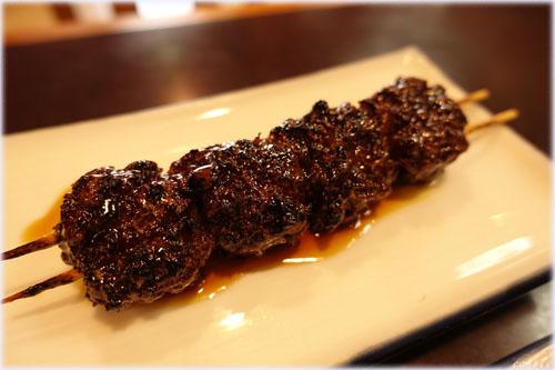 八ッ目鰻キモ焼