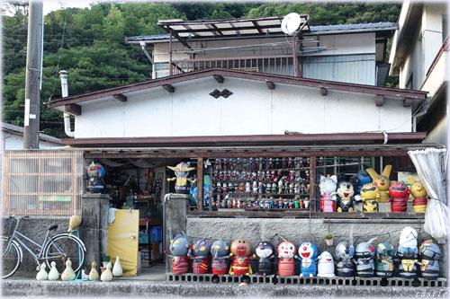 謎の人形屋敷