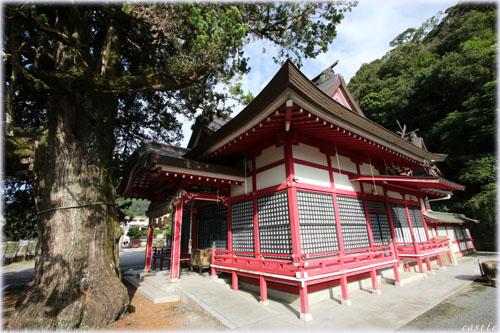 八幡神社@宇和島