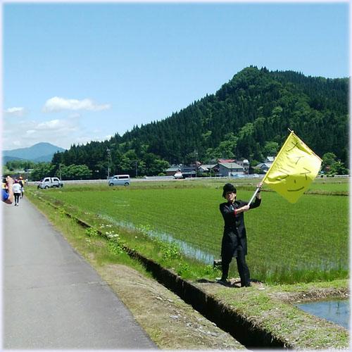 魚沼グルメマラソン