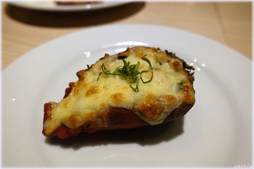 ホヤ味噌チーズ焼き