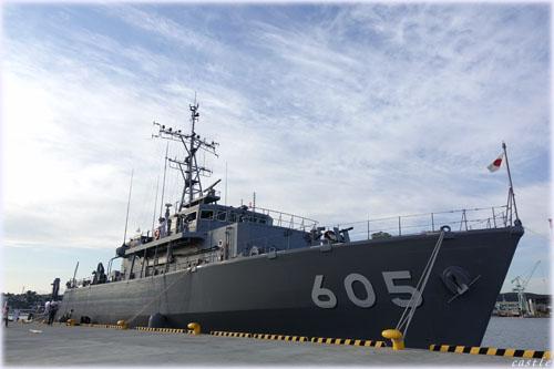 自衛隊の掃海艇