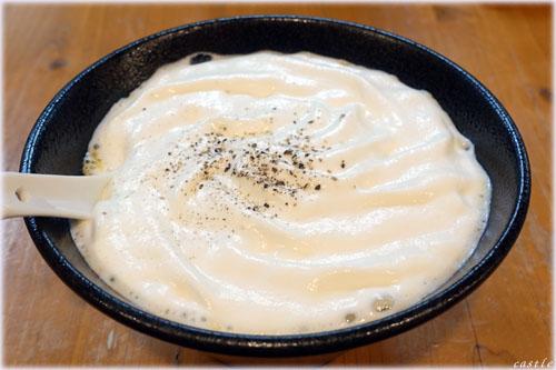 白い豚カレーラーメン