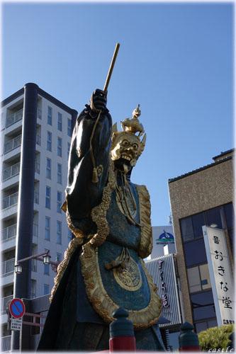舞楽・蘭陵王