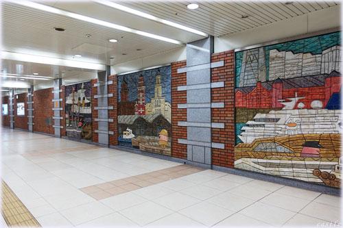日本大通駅