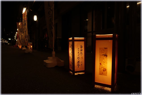 浅草灯篭祭り