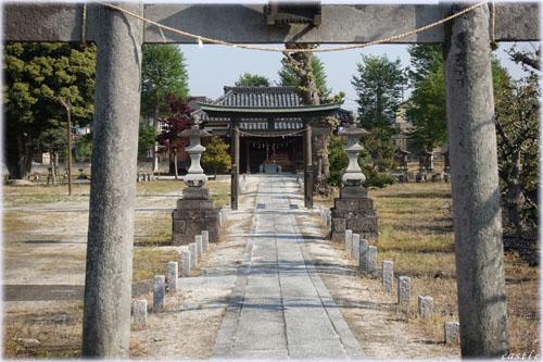 村社女體神社