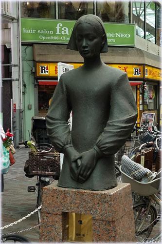 彫刻@赤羽界隈