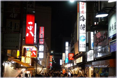 上野御徒町