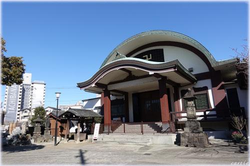 亀戸七福神(1)常光寺