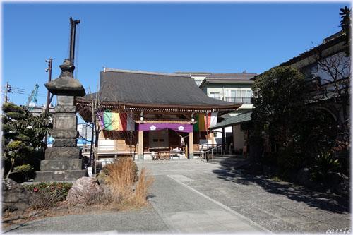 亀戸七福神(2)東覚寺