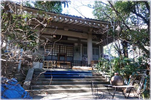 亀戸七福神(5)普門院