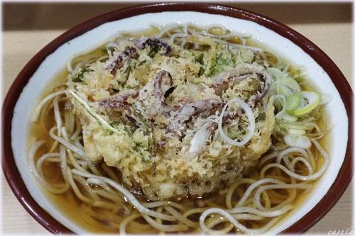 蕎麦の神田