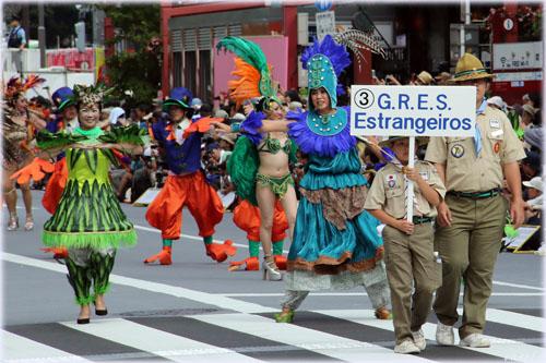G.R.E.S. Estrangeiros