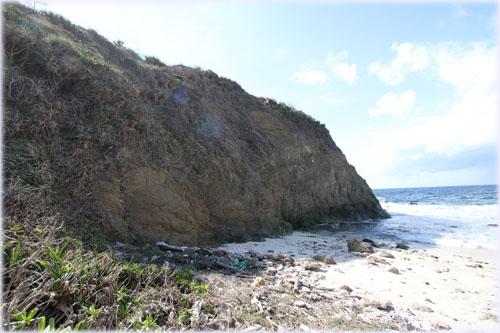 母島・ワイビーチ