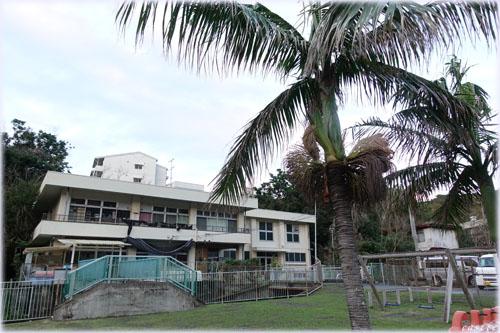 母島村民会館