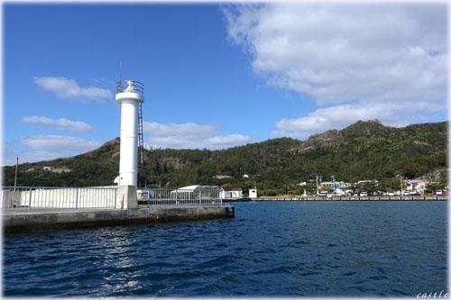 父島の灯台