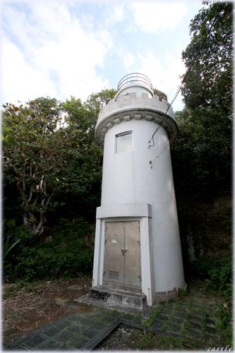 二見港丸山灯台