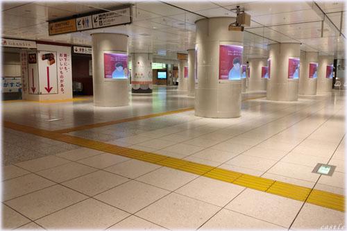 4月28日の東京駅